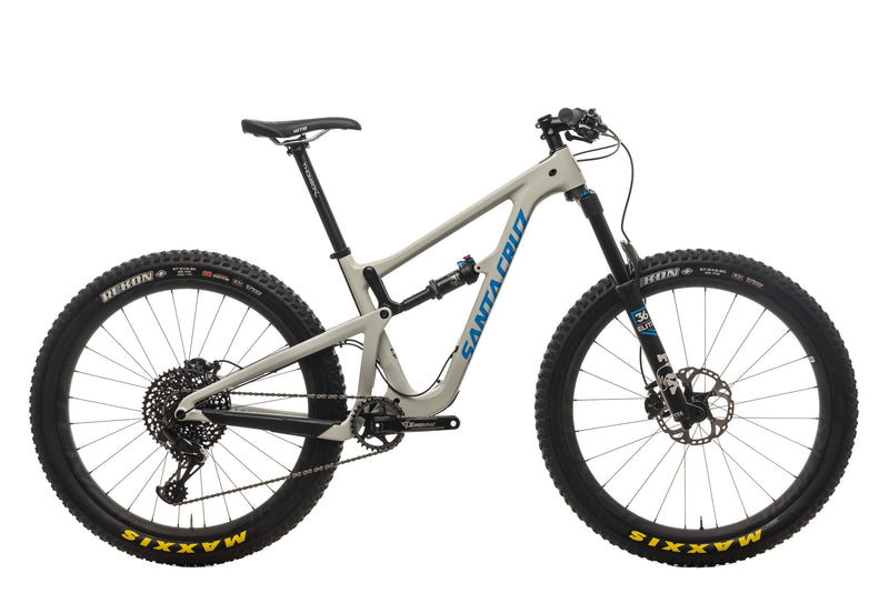 Santa Cruz Hightower C Mountain Bike - 2018, Small drive side