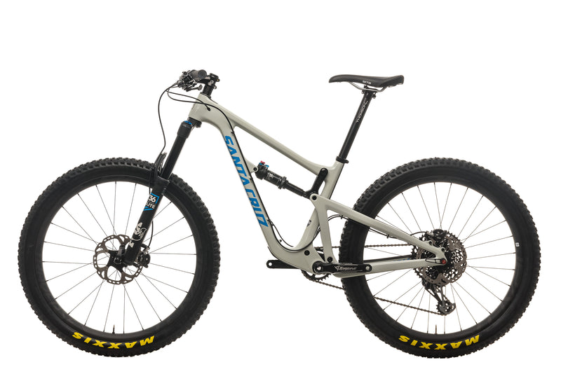 Santa Cruz Hightower C Mountain Bike - 2018, Small non-drive side