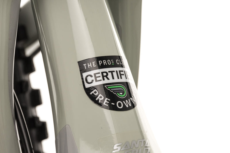 Santa Cruz Hightower C Mountain Bike - 2018, Small sticker
