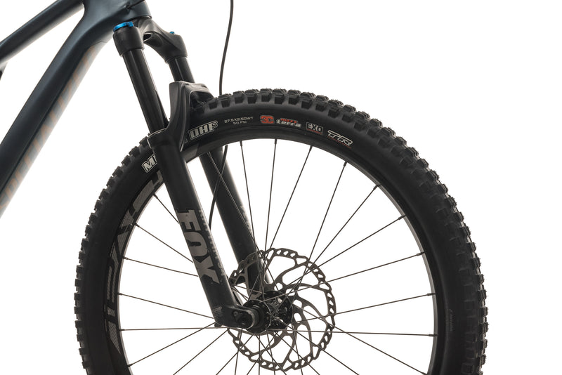 Specialized Stumpjumper ST Comp Carbon 27.5 Mountain Bike - 2018, Medium cockpit