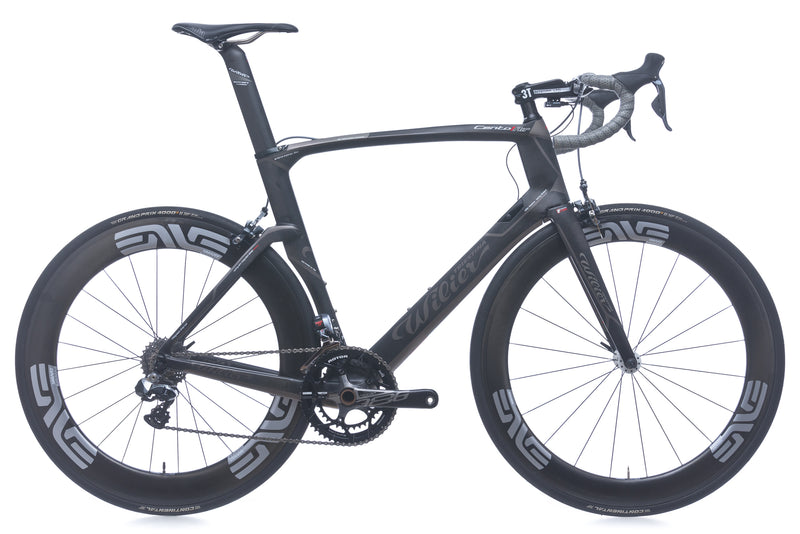 Wilier Cento1 Air XX-Large Bike - 2016 drive side