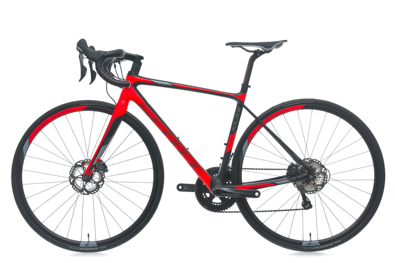 Scott Solace 10 Disc XS Bike - 2017 non-drive side