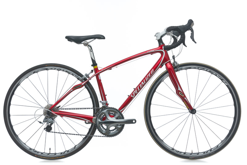 Specialized Ruby Expert 48cm Bike - 2010 drive side