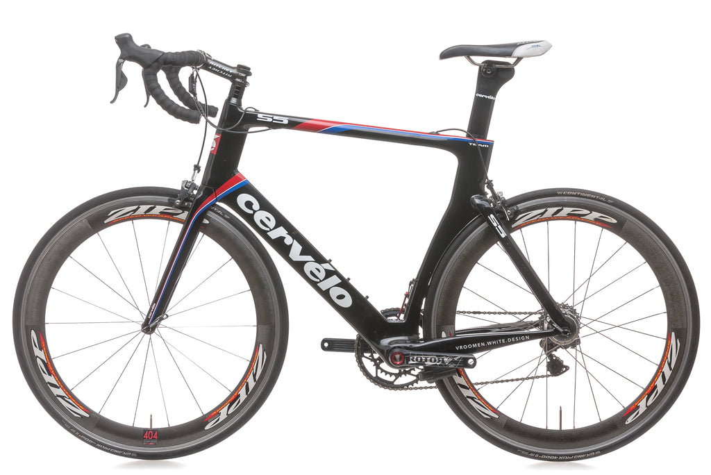 Cervelo S5 Team 58cm Bike - 2012
