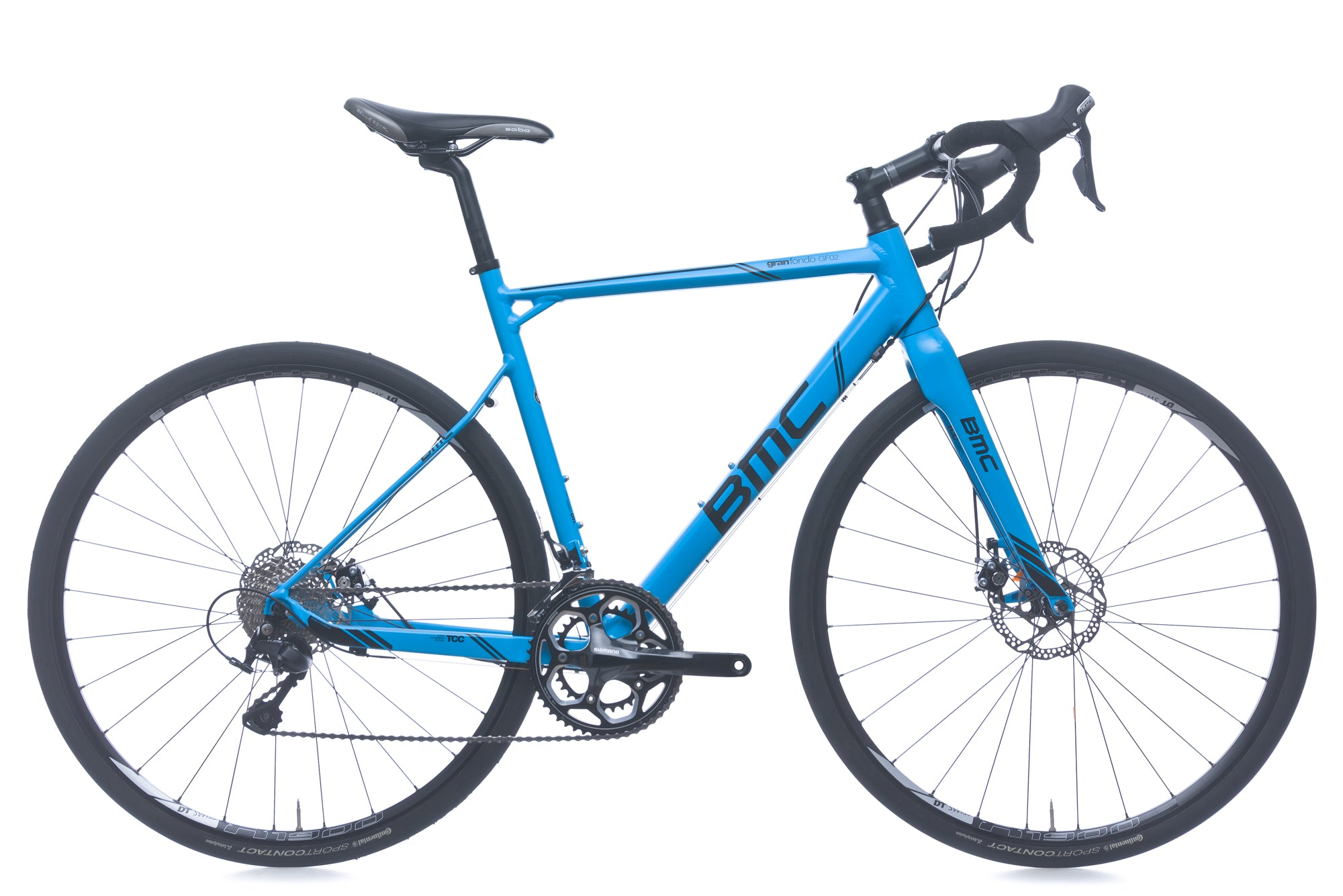 BMC Granfondo GF02 Disc 54cm bike - 2016