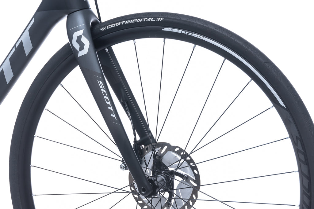 Scott Addict RC 15 Disc 52cm Bike - 2018