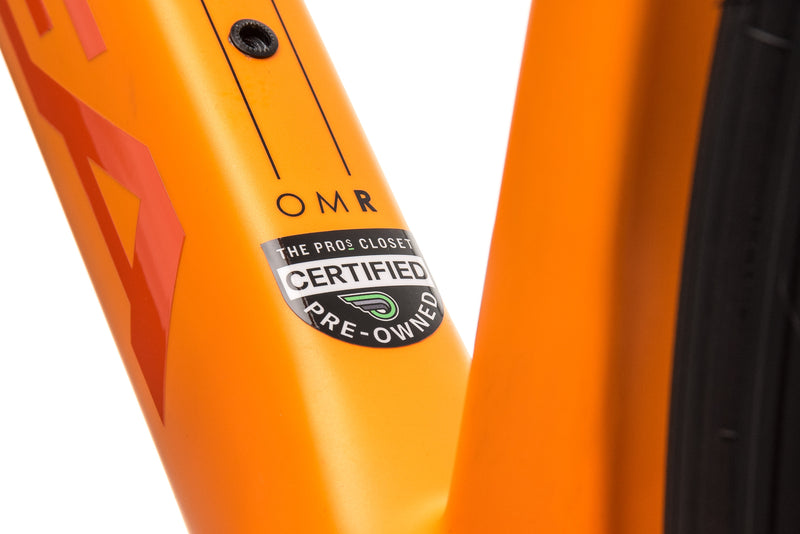 Orbea Orca Aero M20i Team Road Bike - 2018, 60cm sticker