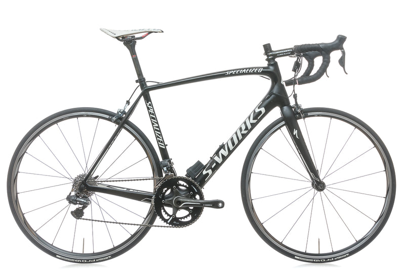 Specialized S-Works Tarmac 58cm Bike - 2012 drive side