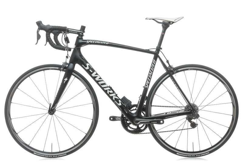 Specialized S-Works Tarmac 58cm Bike - 2012 non-drive side