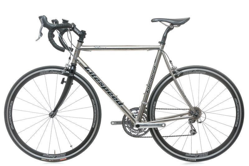 Litespeed Solano 57cm Bike - 2005 non-drive side