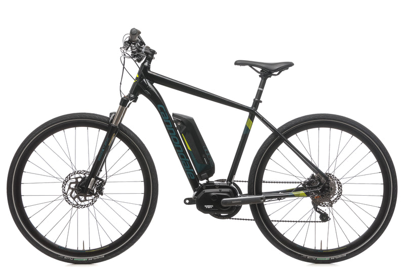 Cannondale Quick NEO Medium Bike - 2018 non-drive side