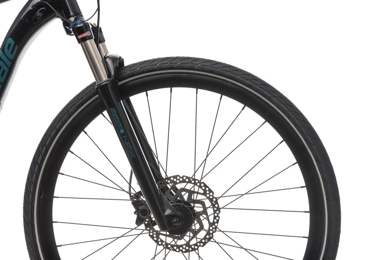 Cannondale Quick NEO Medium Bike - 2018 front wheel