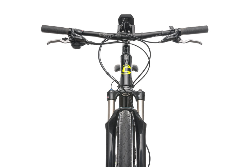 Cannondale Quick NEO Medium Bike - 2018 cockpit