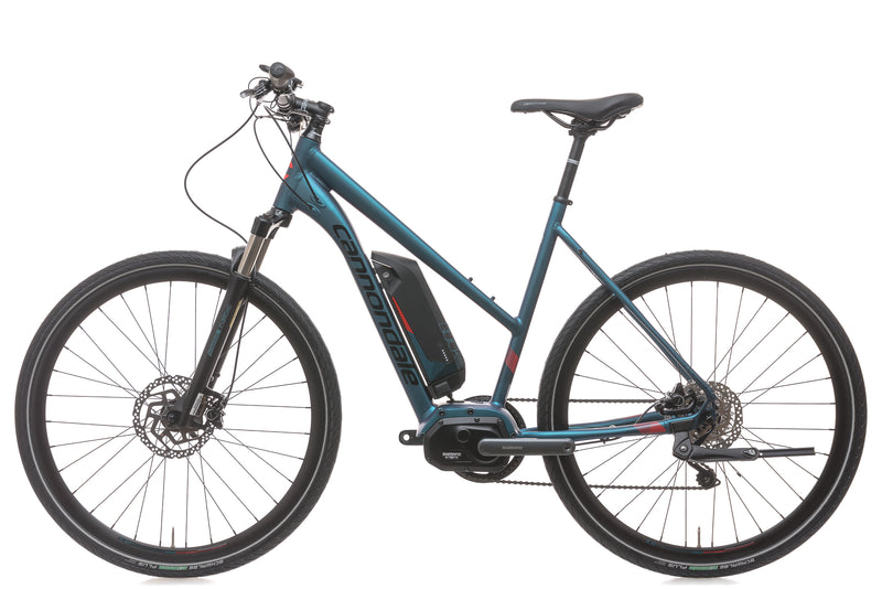 Cannondale Quick NEO womens Large E-Bike - 2018 non-drive side