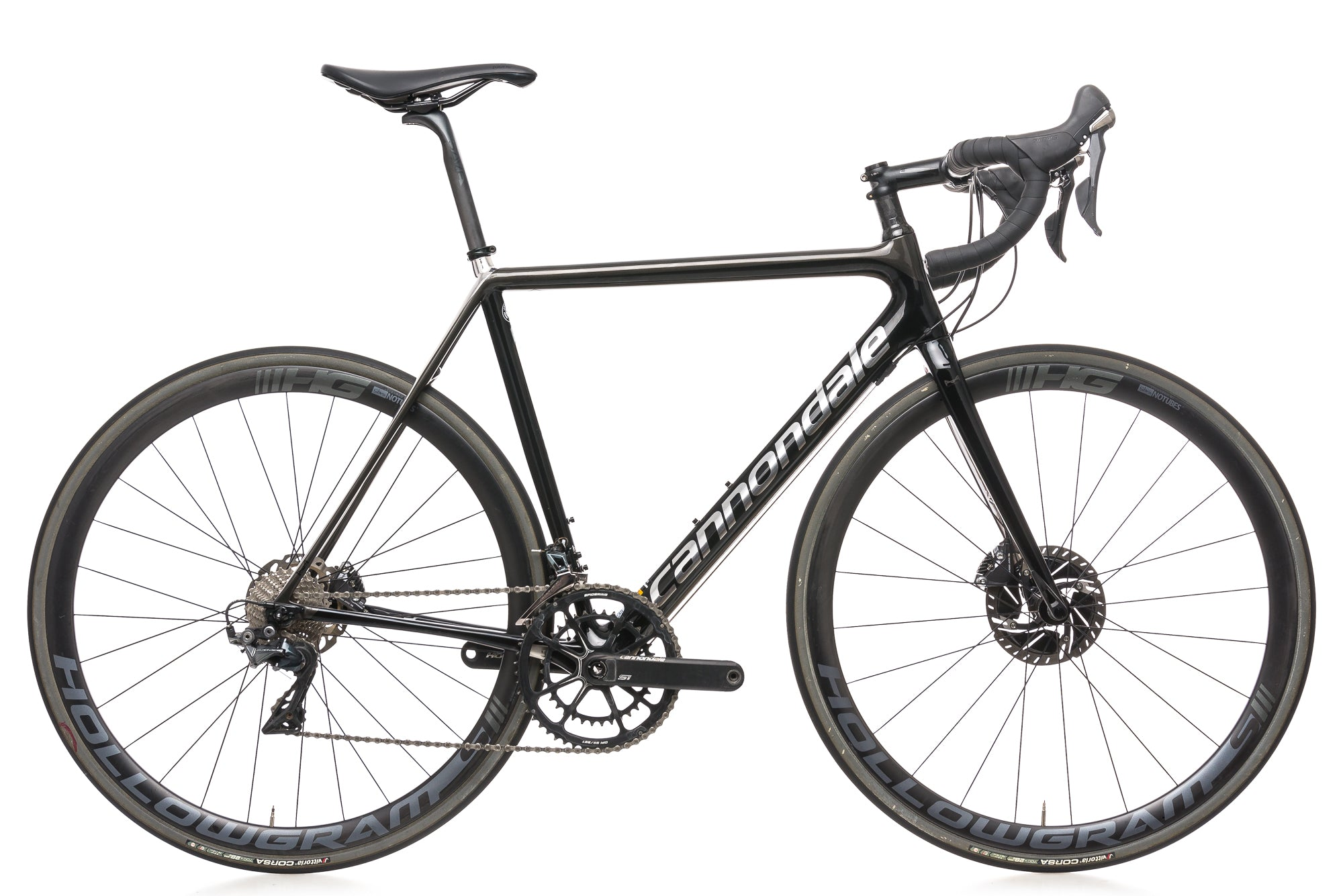 Cannondale SuperSix EVO Hi-Mod Disc 54cm Bike - 2018