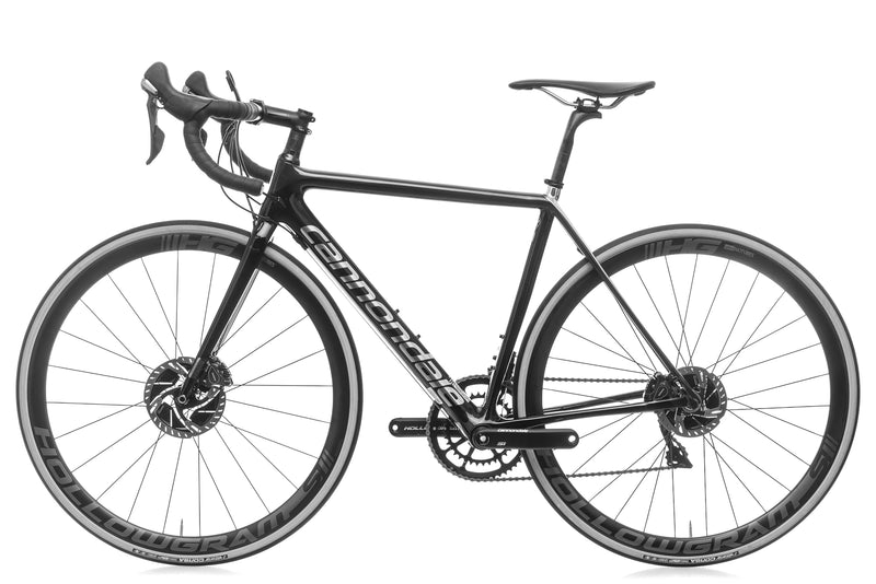 Cannondale SuperSix Evo Hi-MOD Disc Dura-Ace 50cm Bike - 2018 non-drive side