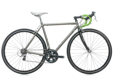 Titanium Road 52cm Bike - 2010