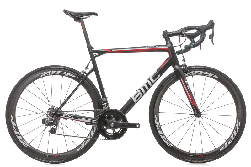 BMC TeamMachine SLR01 56cm Bike - 2015 drive side