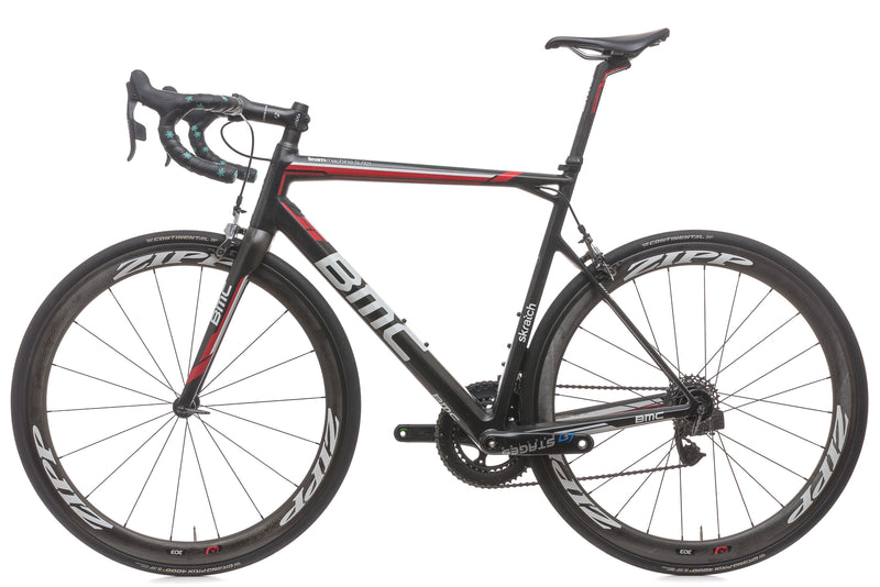 BMC TeamMachine SLR01 56cm Bike - 2015 non-drive side