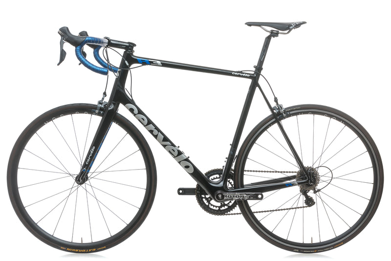 Cervelo R3 61cm Bike - 2015 non-drive side