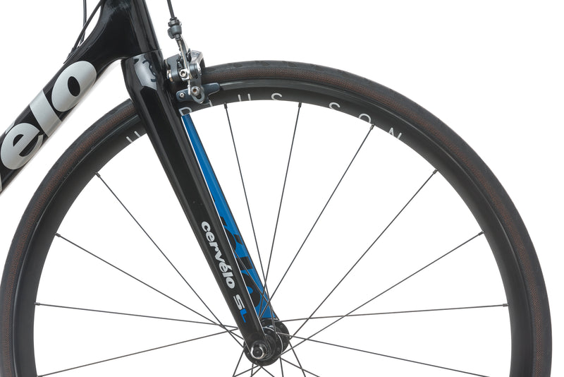 Cervelo R3 61cm Bike - 2015 front wheel