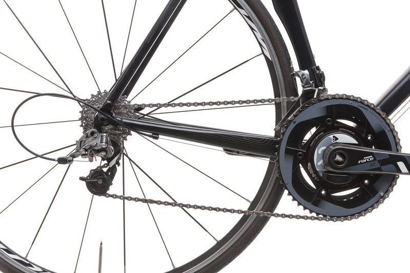 Giant TCR SLR Large Bike - 2014 drivetrain