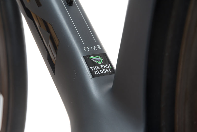 Orbea Orca Aero 55cm Bike - 2018 sticker