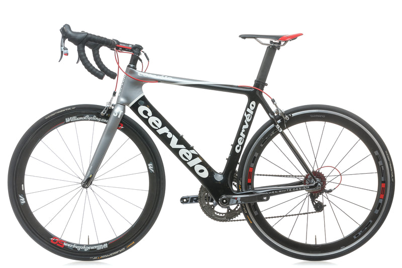 Cervelo S3 56cm Bike - 2009 non-drive side