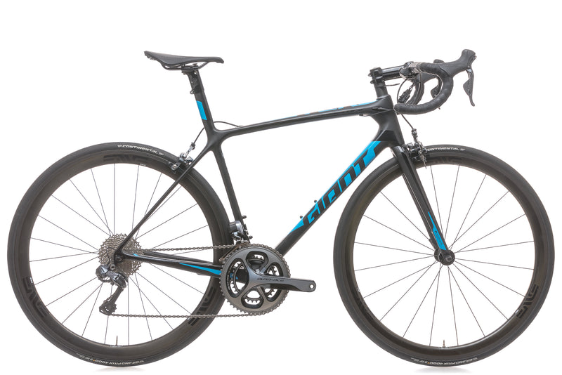 Giant TCR Advanced SL0 Medium Bike - 2016 drive side