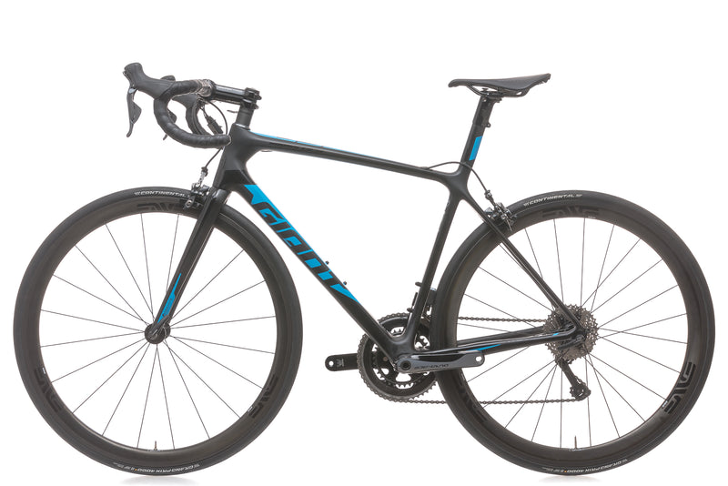 Giant TCR Advanced SL0 Medium Bike - 2016 non-drive side