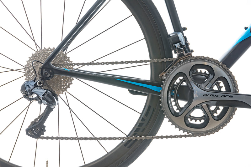 Giant TCR Advanced SL0 Medium Bike - 2016 drivetrain