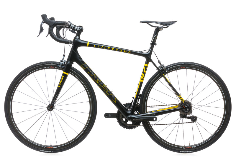 Trek Madone 6.9 SSL Project One Livestrong 56cm H2 Bike - 2012 non-drive side