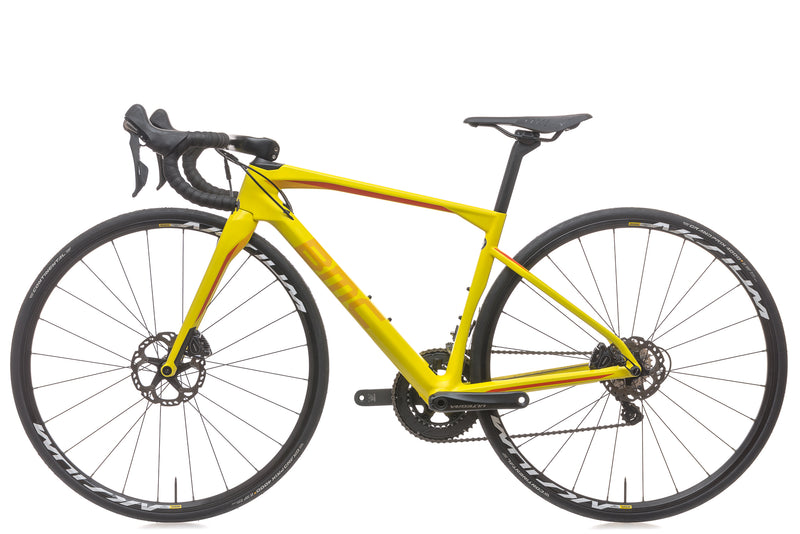 BMC Roadmachine 02 47cm Bike - 2016 non-drive side