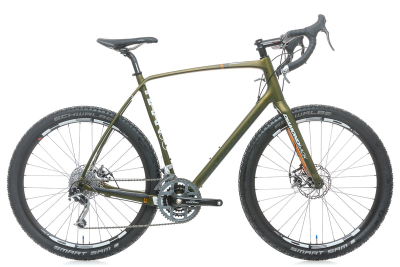 Diamondback Haanjo EXP Carbon 59cm Bike - 2017 drive side