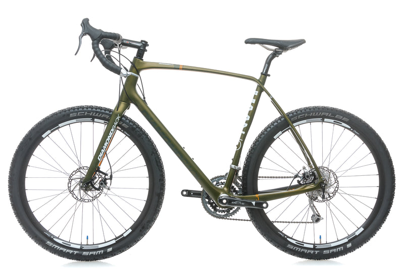 Diamondback Haanjo EXP Carbon 59cm Bike - 2017 non-drive side