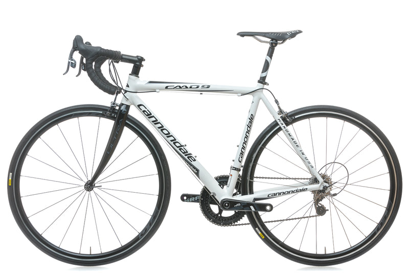 Cannondale CAAD9 52cm Bike - 2010 non-drive side