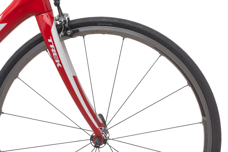Trek Domane 5.2 62cm Bike - 2013 front wheel