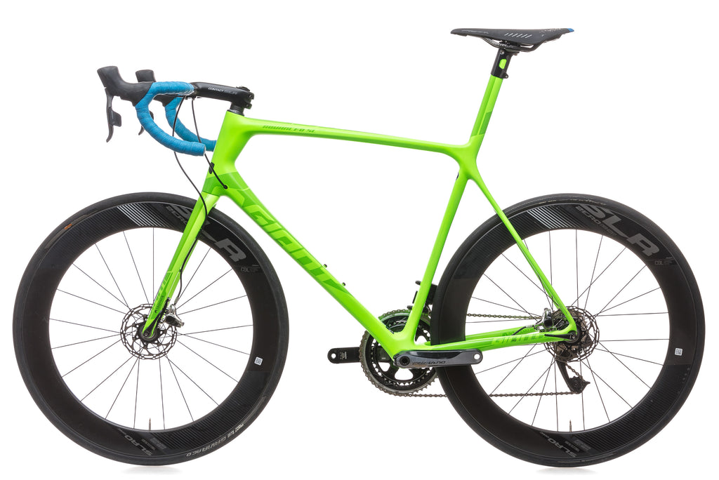 Giant TCR Advanced SL Disc X-Large Bike - 2018