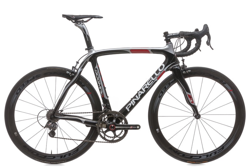 Pinarello Dogma 2 54cm Bike - 2012 drive side
