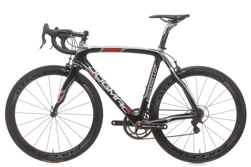 Pinarello Dogma 2 54cm Bike - 2012 non-drive side