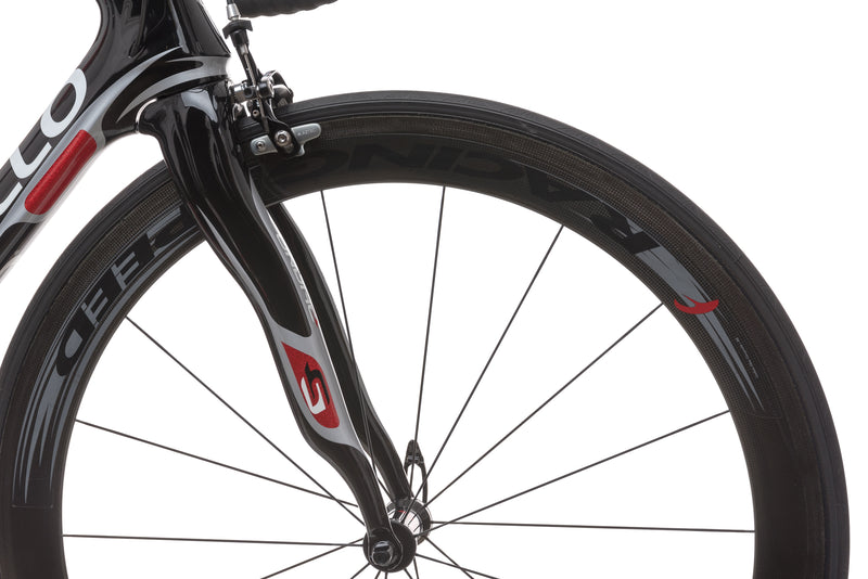 Pinarello Dogma 2 54cm Bike - 2012 front wheel