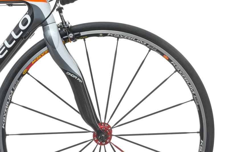 Pinarello FP6 50cm Bike - 2009 front wheel