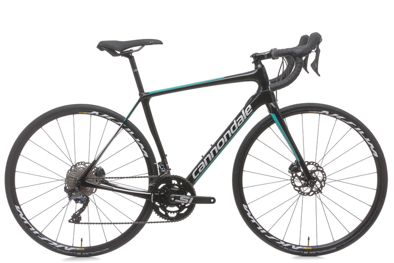 Cannondale Synapse Carbon Disc Womens 54cm Bike - 2018 drive side
