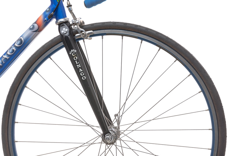 Colnago Lux Dream 56cm Bike - 2002 front wheel