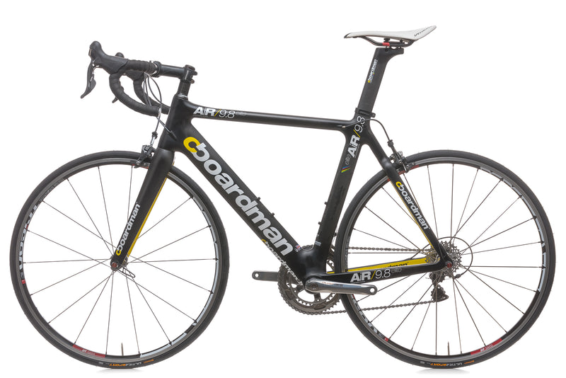 Boardman AiR 9.8 Elite Large Bike - 2012 non-drive side