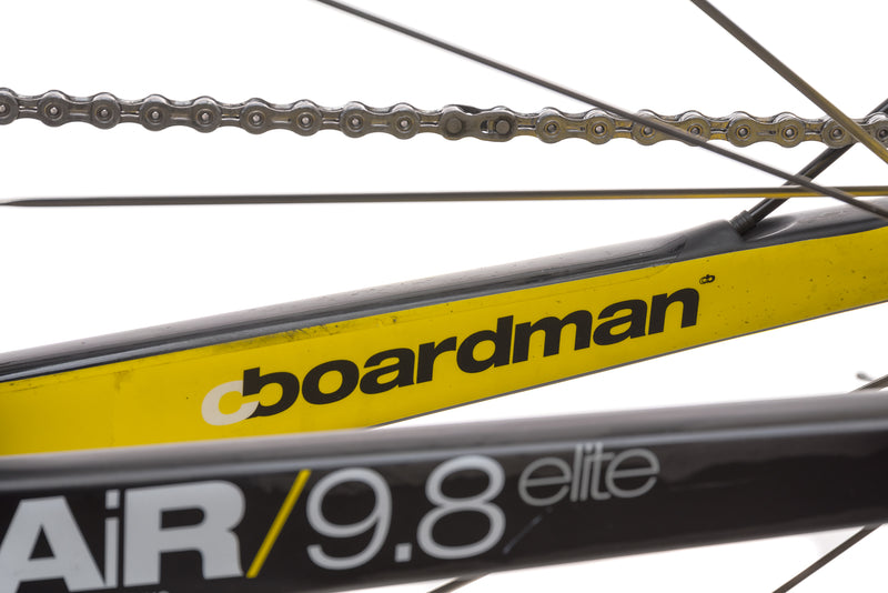 Boardman AiR 9.8 Elite Large Bike - 2012 detail 1