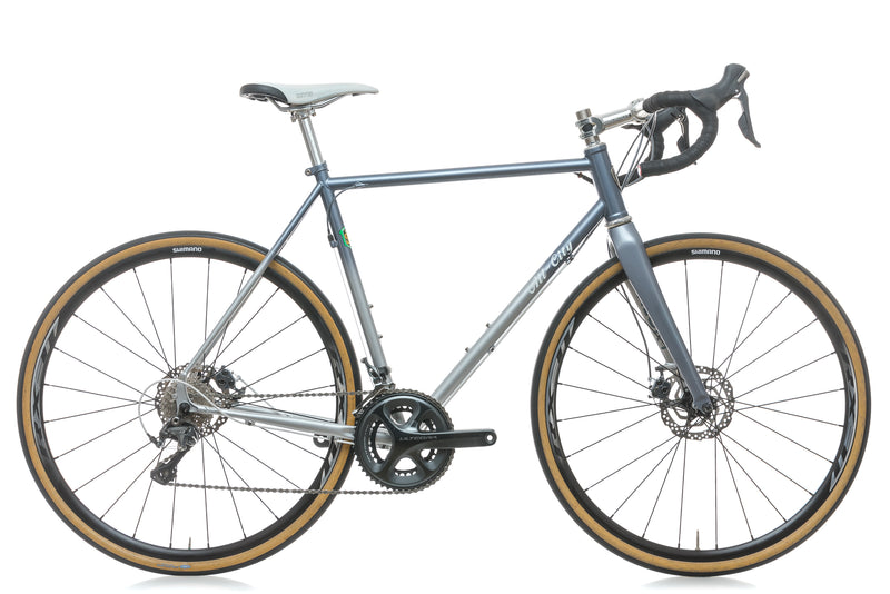 All-City Macho King 55cm Bike - 2015 drive side