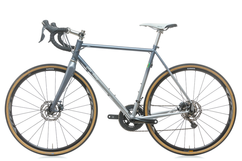 All-City Macho King 55cm Bike - 2015 non-drive side