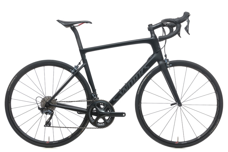 Specialized S-Works Tarmac Ultralight 58cm Bike - 2019 drive side