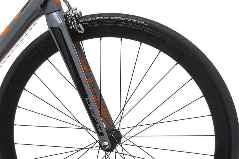 Giant Defy Composite 1 Medium Bike - 2014 front wheel